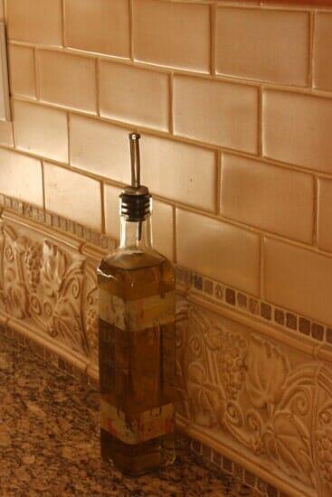 Custom tile work near San Diego CA by Metro Flooring