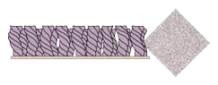 Textured plush carpet in Carlsbad CA from Action Carpet & Floor Decor