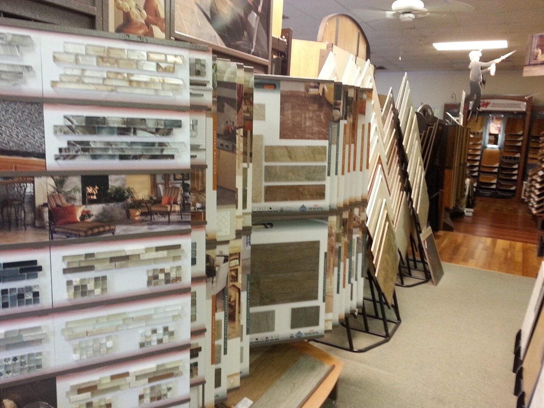 Tile flooring store in Niceville FL - Best Buy Carpet