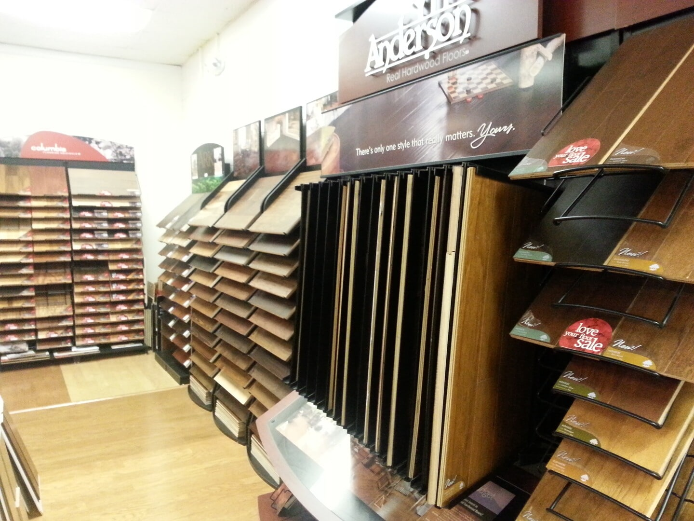 Hardwood floor store in Niceville FL - Best Buy Carpet