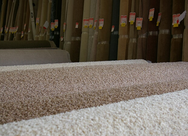 Showroom photos in Pinellas Park, FL from The Carpet Store & For the Floor