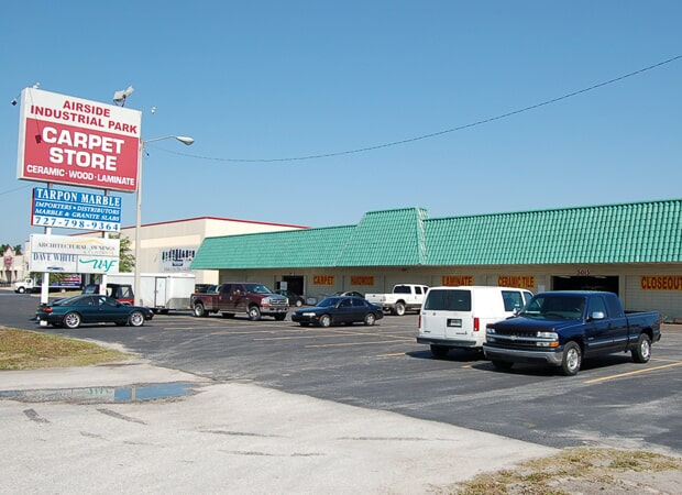 Showroom photos in New Port Richey, FL from The Carpet Store & For the Floor