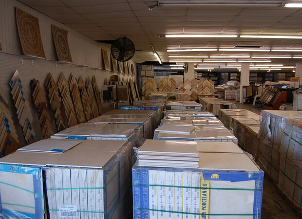 Showroom photos in Odessa, FL from The Carpet Store & For the Floor