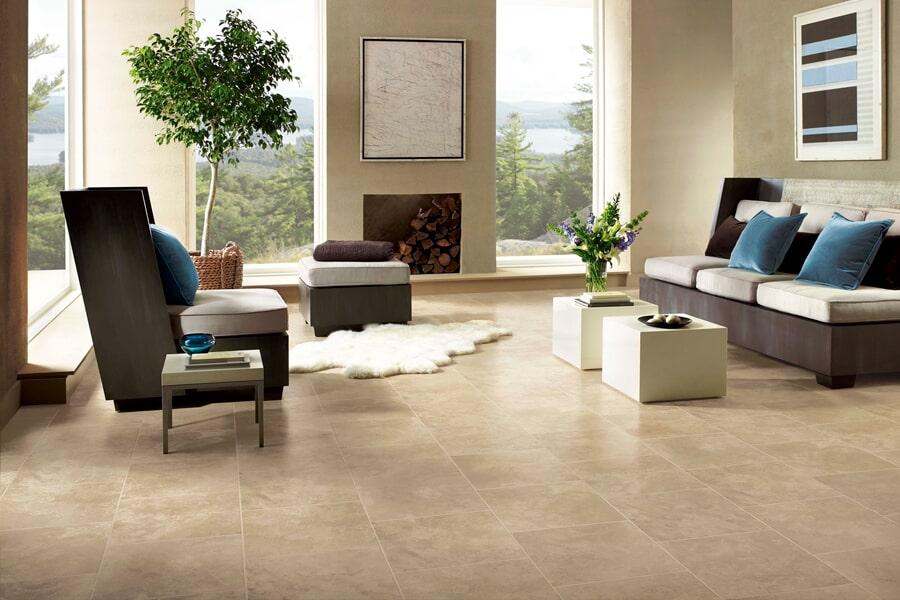 Laminate floor tiles in Niceville FL from Best Buy Carpet