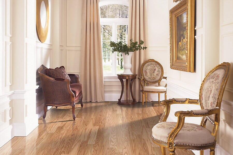 Hardwood Floor Refinishing near Durham, NC at Bruce's Carpets