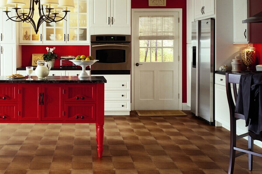 Vinyl Flooring near Pittsboro, NC at Bruce's Carpet