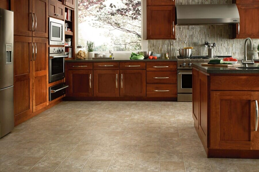 Vinyl Flooring near Chapel Hill, NC from Bruce's Carpet