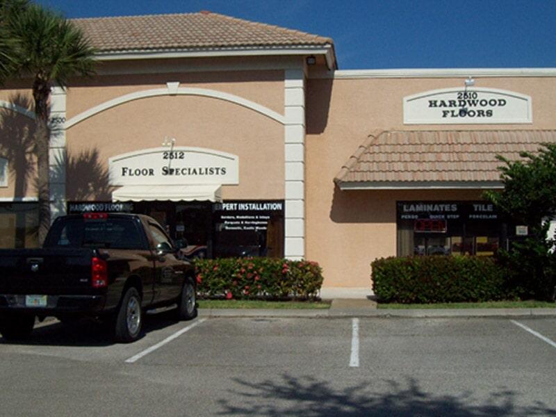 Hardwood flooring store in Stuart,  FL - Floor Specialists of Martin County
