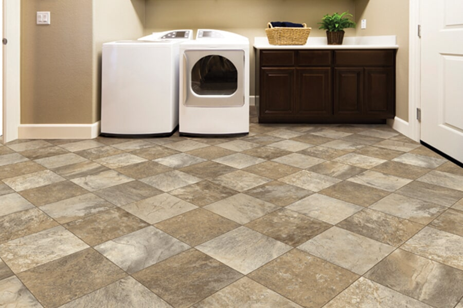 Waterproof luxury vinyl floors in Lawrenceville, GA from Carpets Unlimited