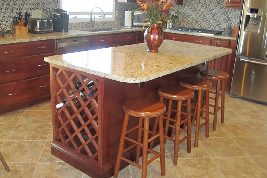 Quartz countertops in Lexington Park, MD from Southern Maryland Kitchen, Bath, Floors & Design