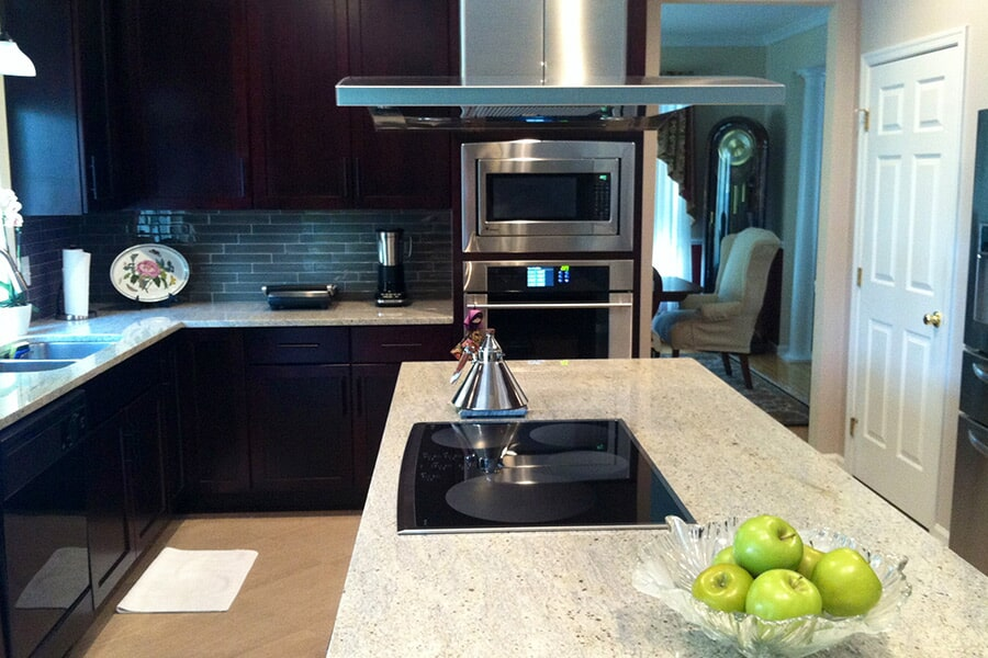 Kitchen remodeling in Lexington Park, MD by Southern Maryland Kitchen, Bath, Floors & Design