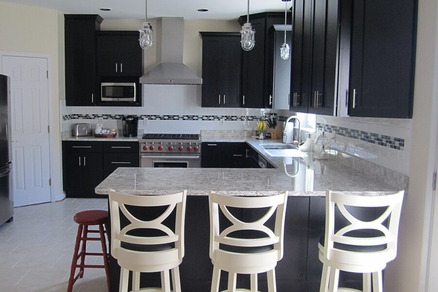 Kitchen remodeling in Hollywood, MD by Southern Maryland Kitchen, Bath, Floors & Design