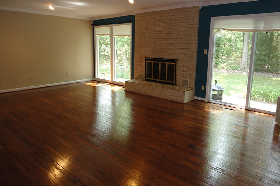 Hardwood flooring in California, MD from Southern Maryland Kitchen, Bath, Floors & Design