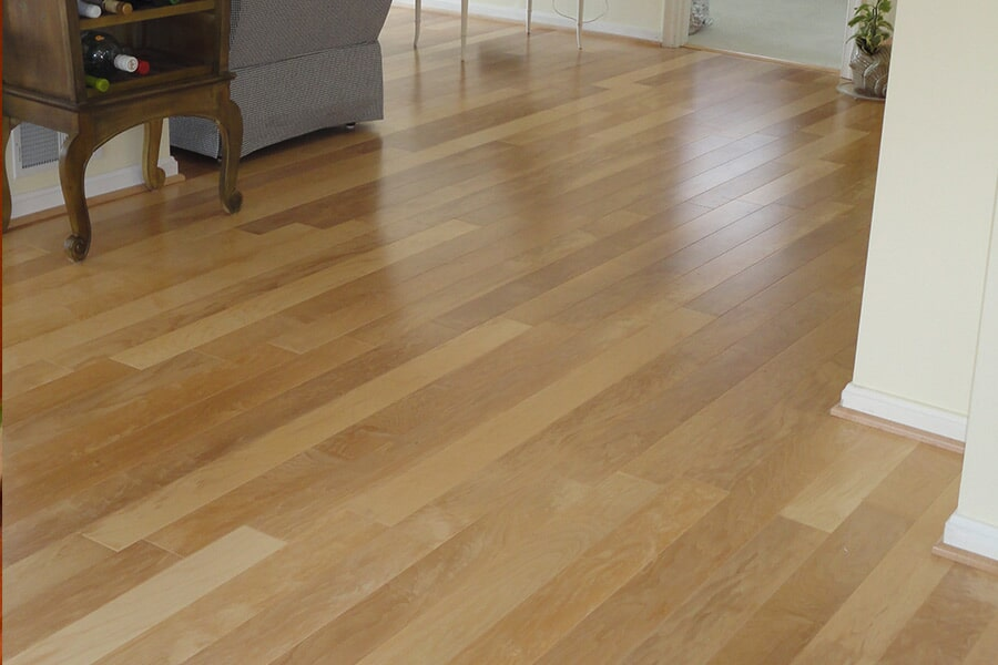 Wood floor installation in Lexington Park, MD from Southern Maryland Kitchen, Bath, Floors & Design