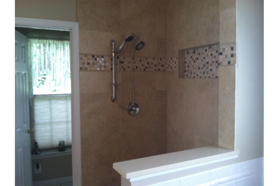 Bathroom remodeling in Mechanicsville, MD by Southern Maryland Kitchen, Bath, Floors & Design