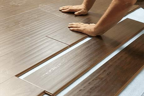 Flooring Installation Service by Floors Your Way by The Pad Place in Sarasota FL