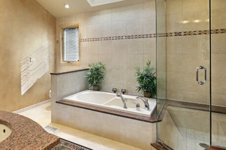 Bathroom Remodeling Service by Floors Your Way by The Pad Place in Sarasota FL