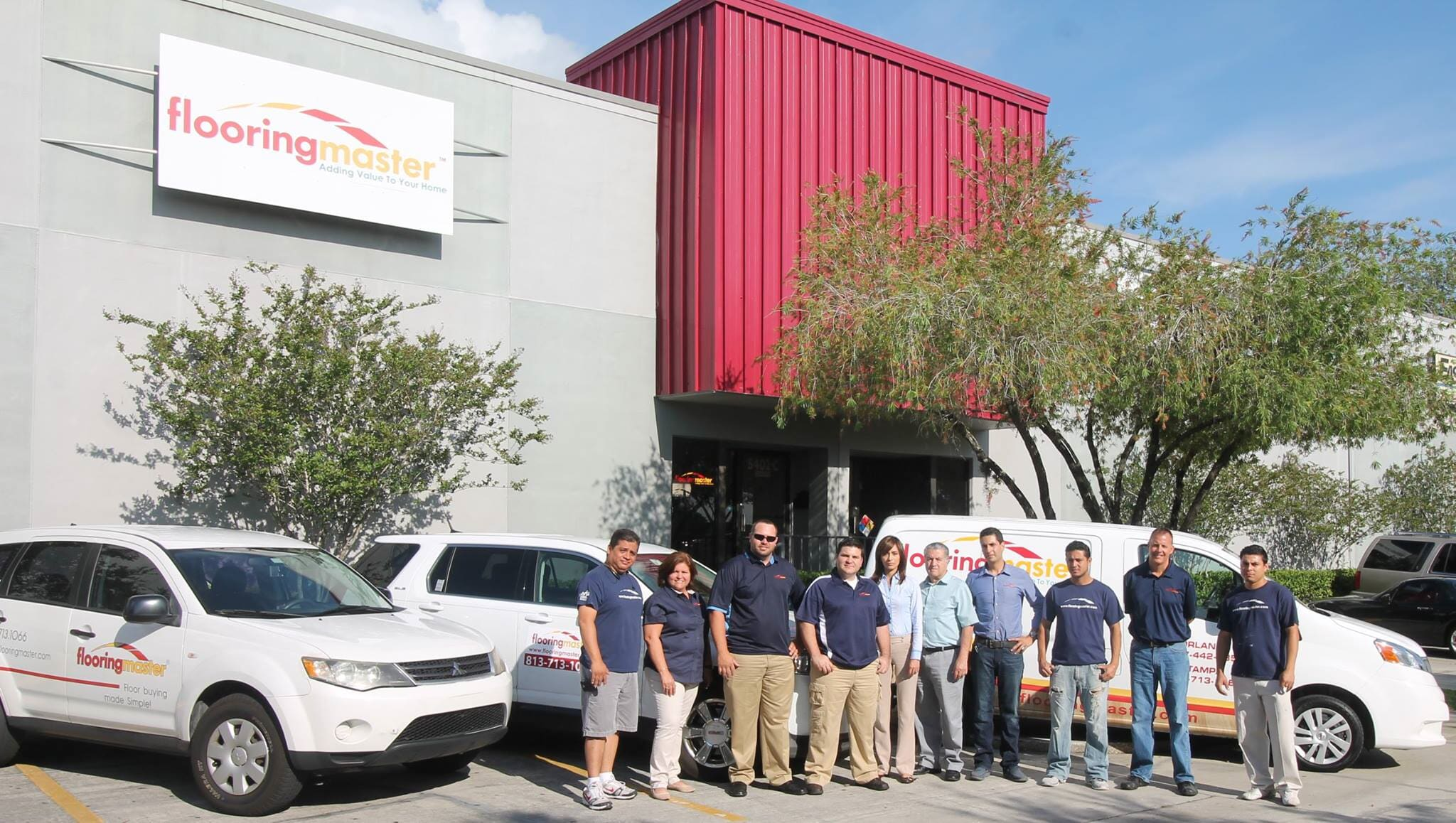 Flooring store in Orlando FL from Flooring Master