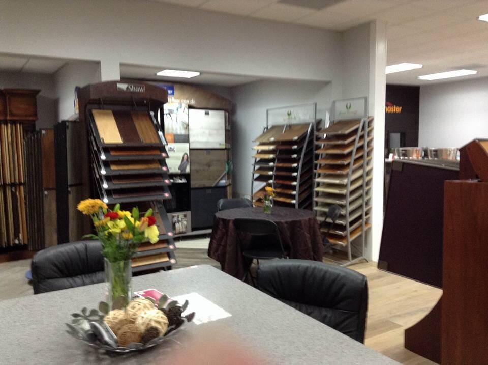Flooring showroom in Tampa FL from Flooring Master