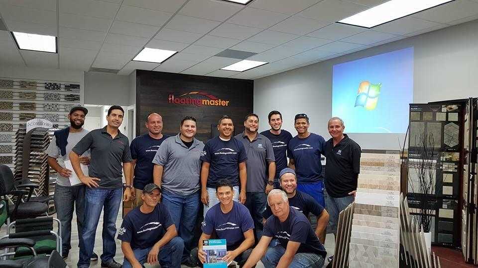 Flooring team in Winter Park FL from Flooring Master