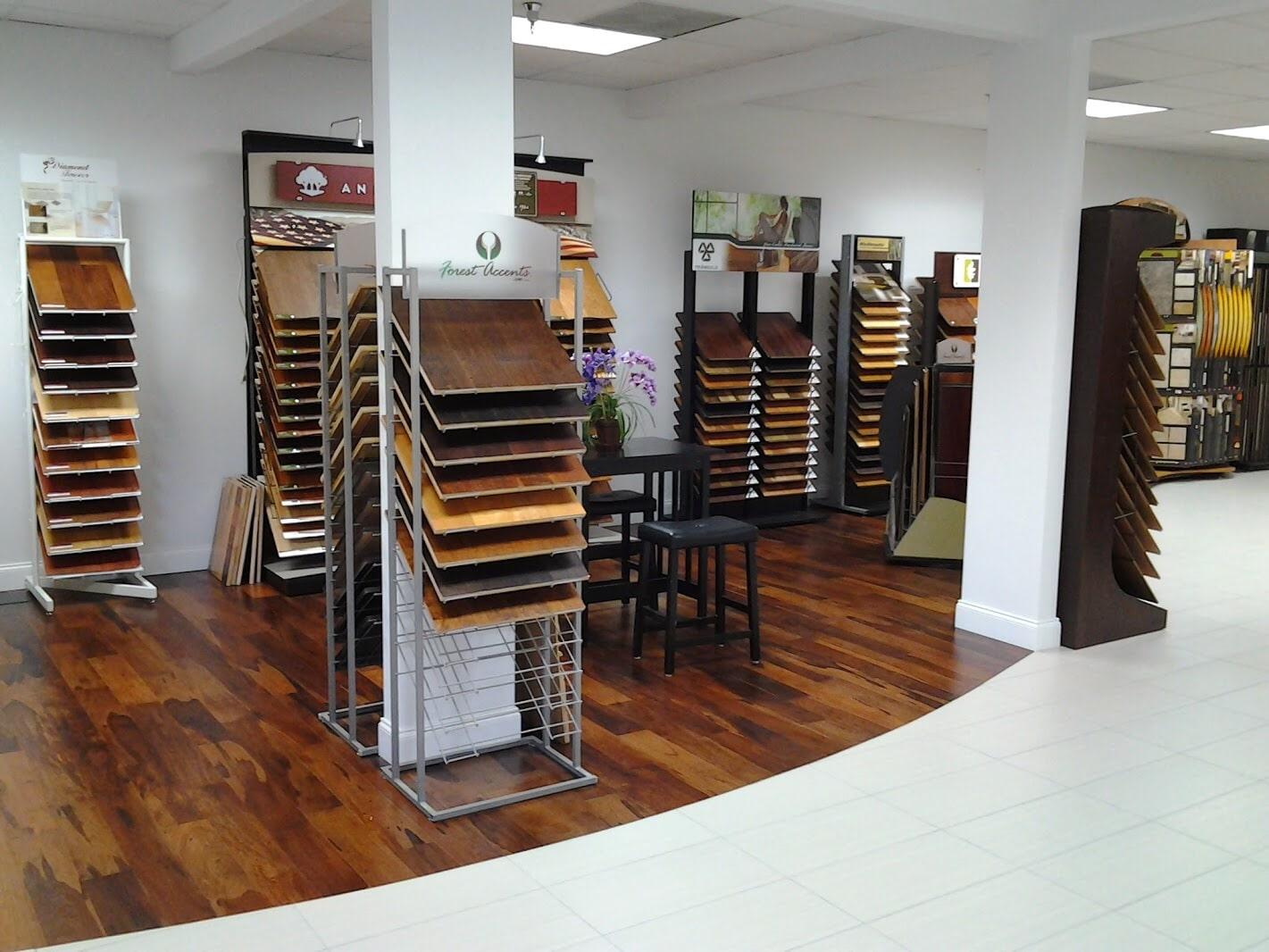 Flooring samples in Wesley Chapel FL from Flooring Master