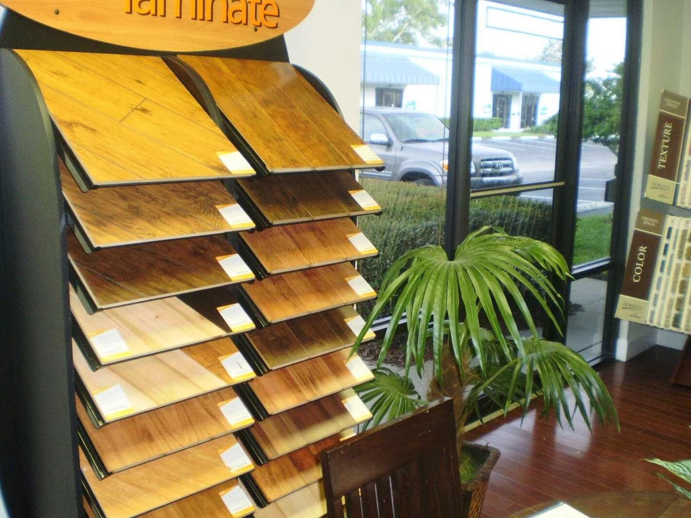 Floor samples in Tampa FL from Flooring Master