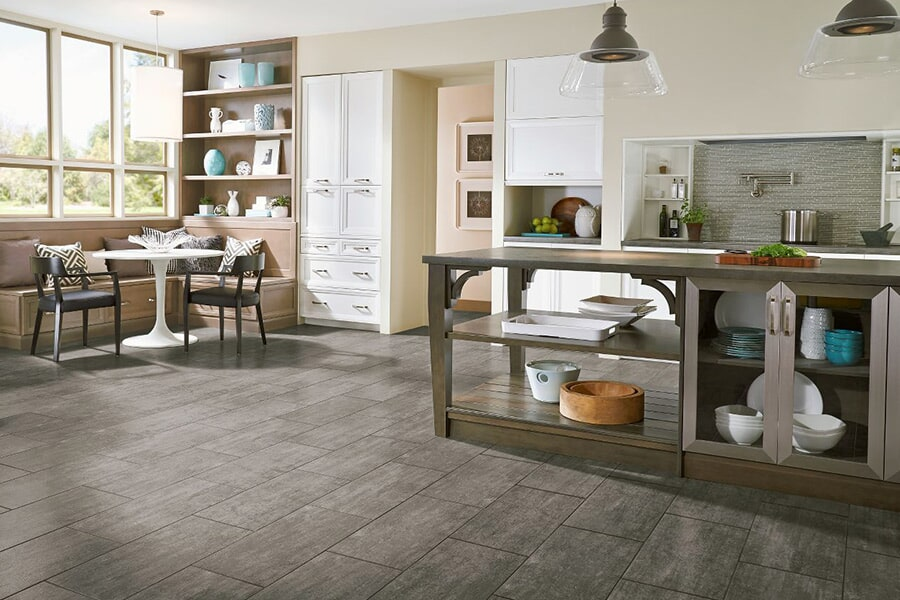 The Athens, GA area's best luxury vinyl flooring store is Carpets Unlimited