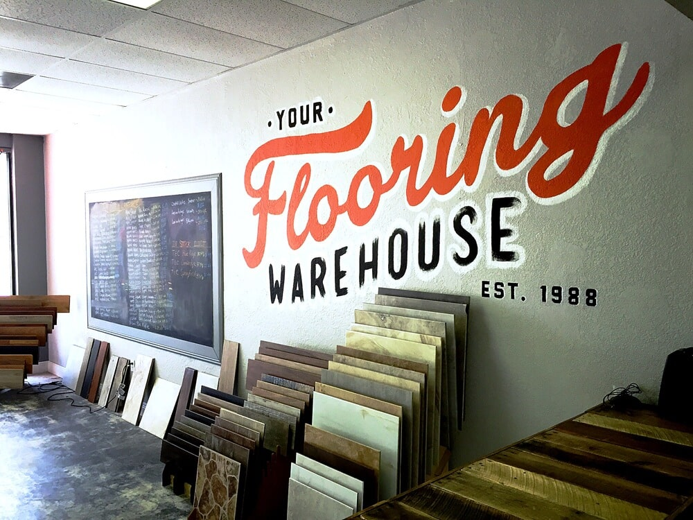 Our showroom photos in Longboat Key, FL from Your Flooring Warehouse