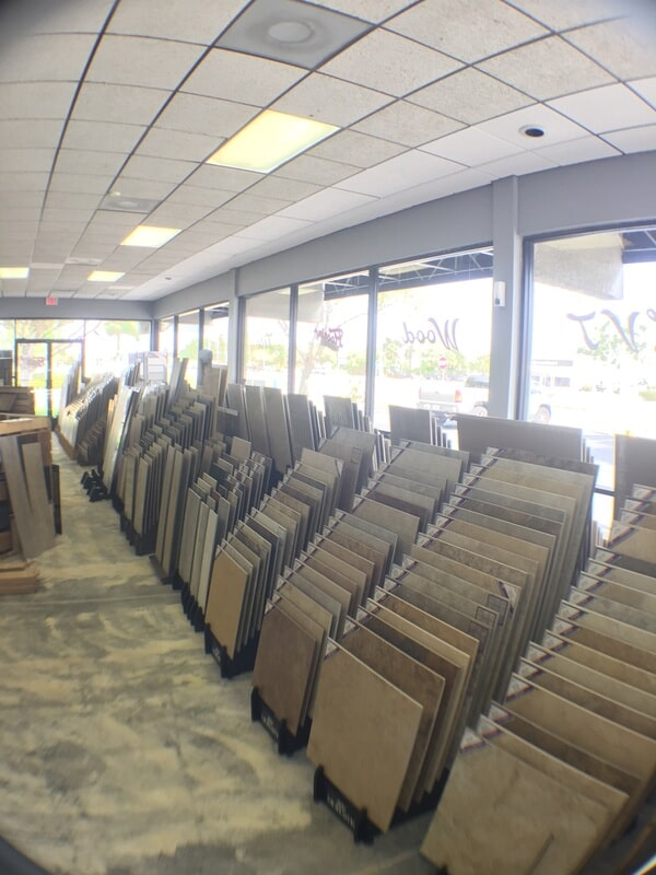 Our showroom photos in Siesta Key, FL from Your Flooring Warehouse