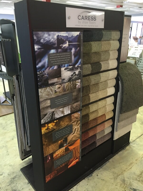 Our showroom photos in Sarasota, FL from Your Flooring Warehouse
