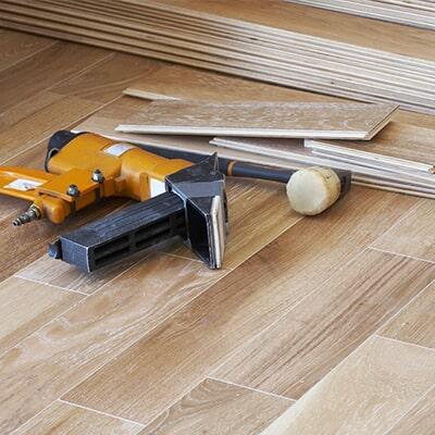 Flooring Installations in Groton, CT at Eastern CT Flooring