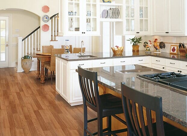 New Kitchen in Hope Mills NC from Carolina Carpet and Floors