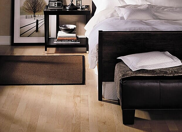 Modern hardwood floors in Fayetteville NC from Carolina Carpet and Floors