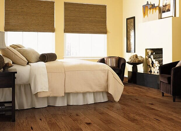 Luxury hardwood floors in Cape Fear NC from Carolina Carpet and Floors