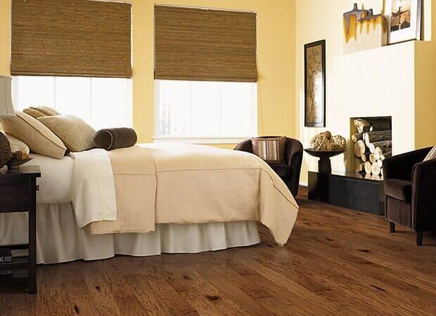 Luxury hardwood floors in Cape Fear NC from Carolina Carpet and Floors