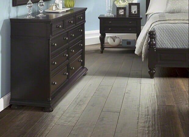 Luxury hardwood floors in Hope Mills NC from Carolina Carpet and Floors