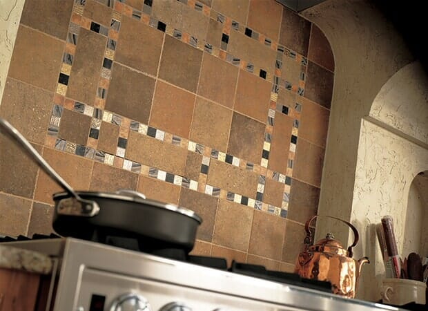 Kitchen backsplash ideas in Fayetteville NC from Carolina Carpet and Floors