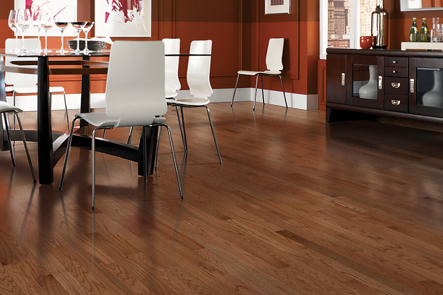 Hardwood Flooring from California Flooring in Illinois