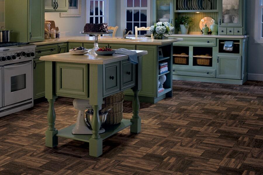 luxury vinyl tile flooring near Orland Park, IL at California Flooring