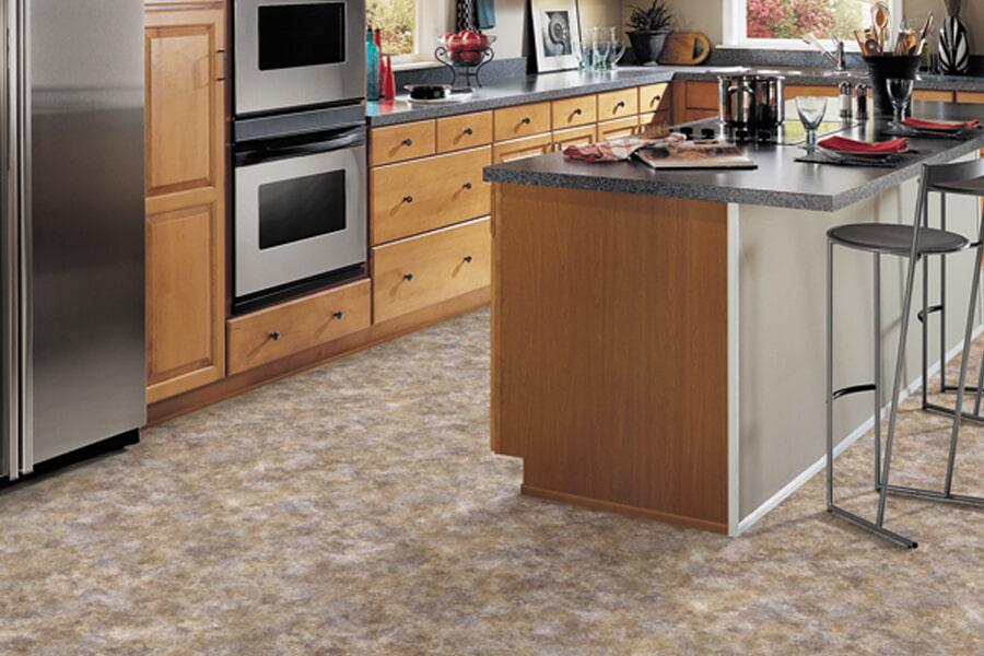 Luxury Vinyl for kitchen near Orland Park, IL at California Flooring
