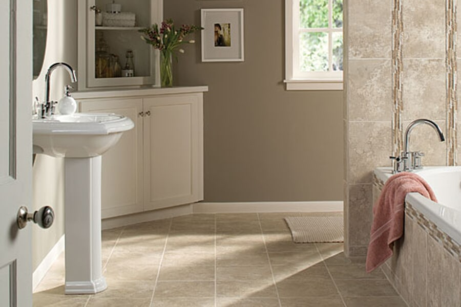 Ceramic Tile Flooring from California Flooring near Manteno, IL