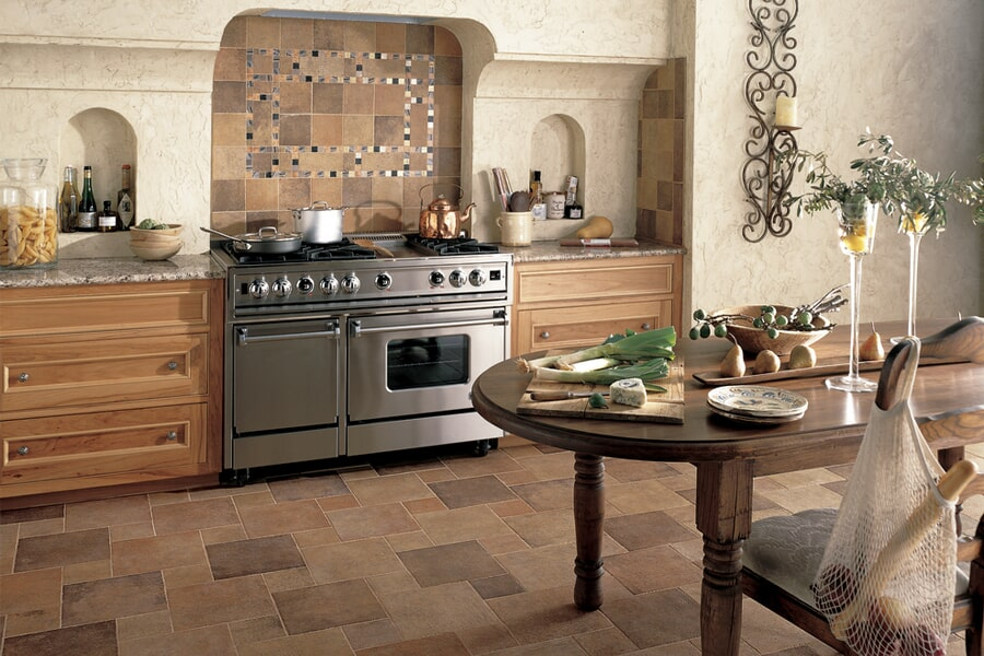 Ceramic Tile Flooring from California Flooring near Bourbonnais, IL