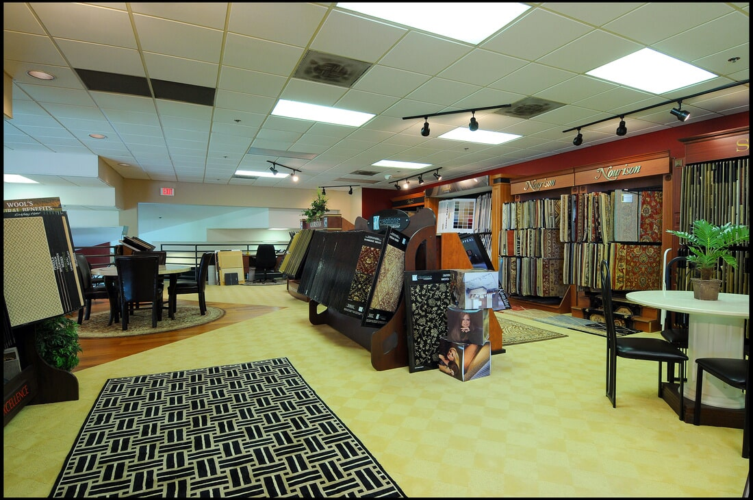 The Flooring Center showroom in Lake Mary, FL
