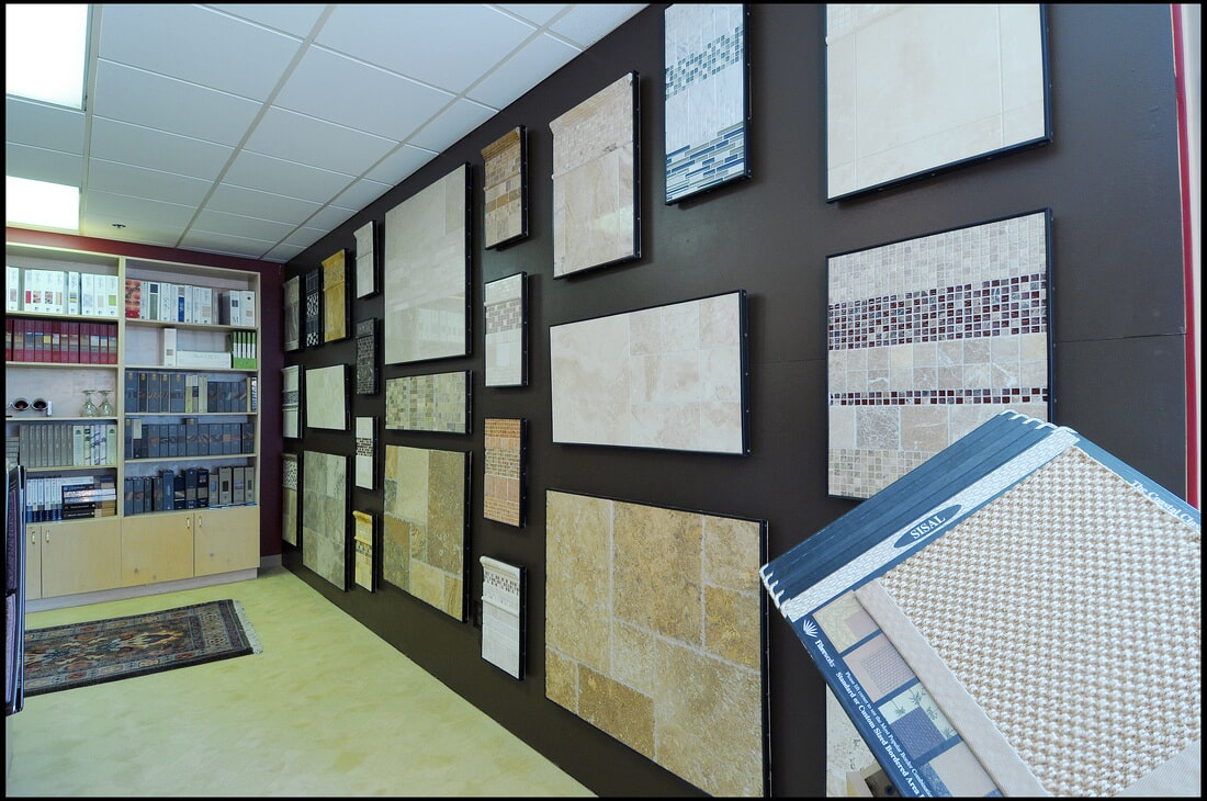 The Flooring Center showroom in Orlando, FL