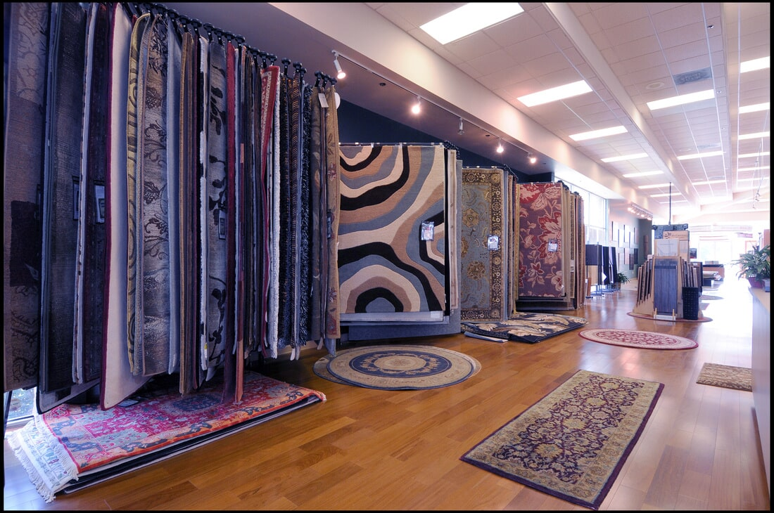 The Flooring Center showroom in Winter Park, FL