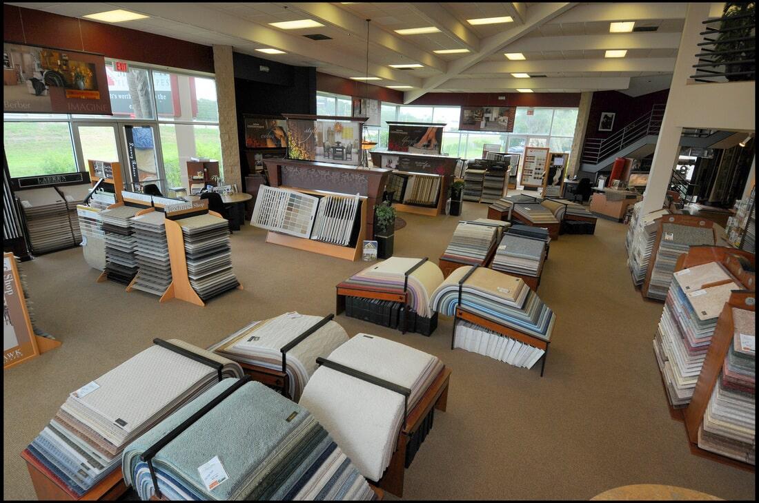 The Flooring Center showroom in Sanford, FL