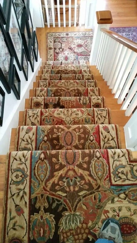 Stair runners in Longwood, FL from The Flooring Center