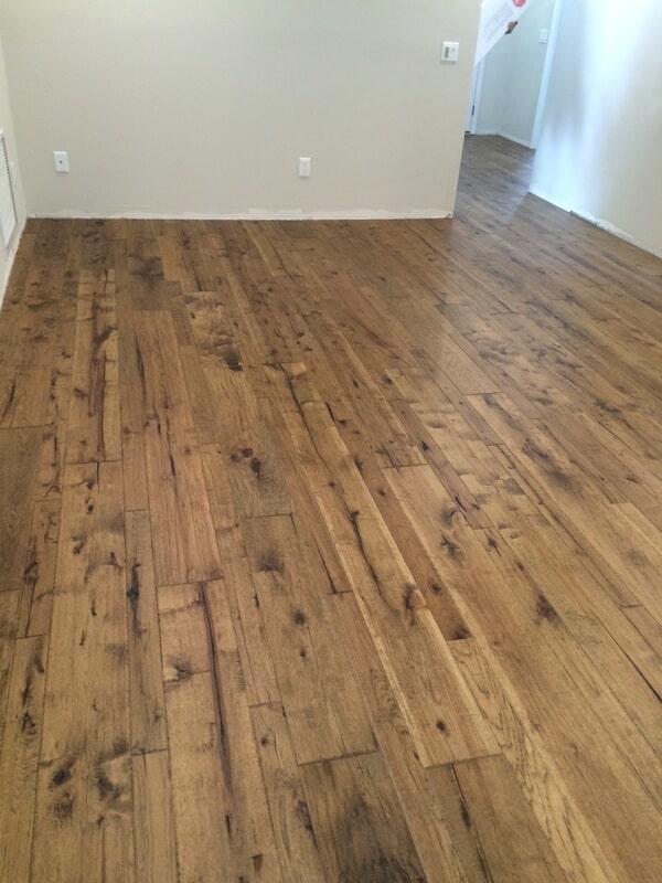Custom hardwood in Winter Park, FL from The Flooring Center