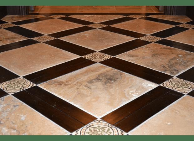 Tile flooring from The Flooring Center in Sanford, FL