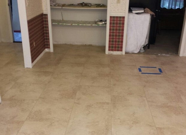 Tile flooring from The Flooring Center in Windermere, FL